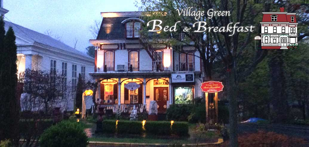 Village Green Bed & Breakfast - Woodstock, NY